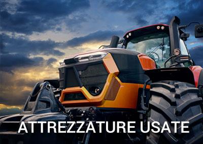 attrezzature agricole usate
